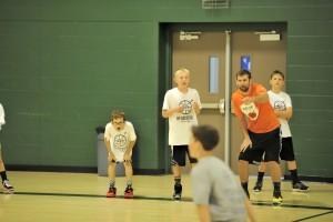Head Start Basketball Camp